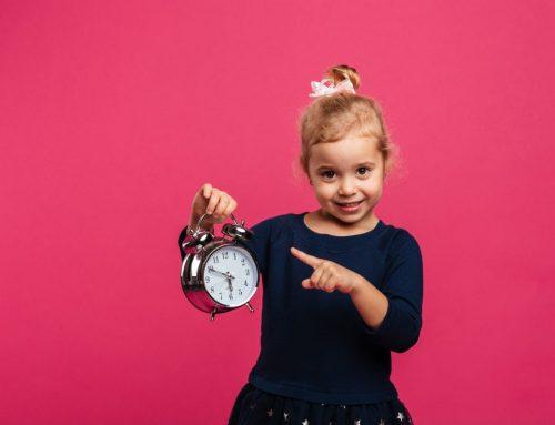 Managementul timpului pentru copii – 5 sfaturi