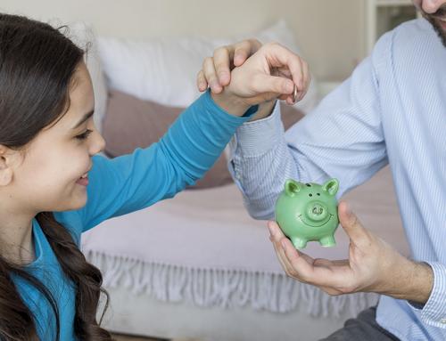 Educație financiară pentru copii – cum să dezvolți cunoștințele despre bani?